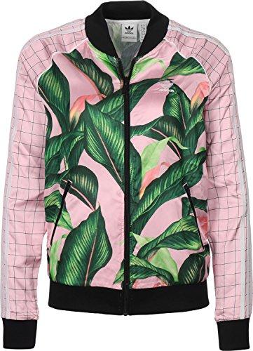 Giacca Donna Tt Sst Multicolore Adidas xB6En