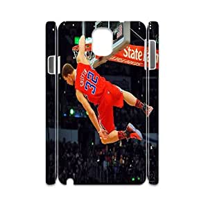 ZK-SXH - Blake Griffin Brand New Durable 3D Cover Case Cover for Samsung Galaxy Note 3 N9000,Blake Griffin Cheap 3D Phone Case