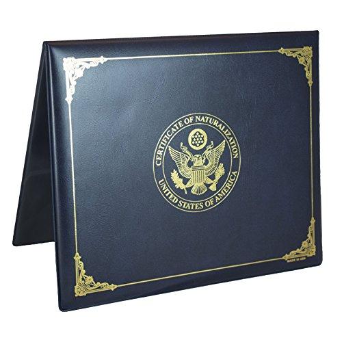 U.S. Naturalization Certificate Holder, United States