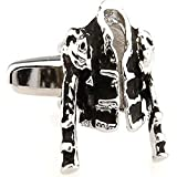 Singer Pop Star Jacket Cufflinks + Free Box - Best Reviews Guide