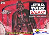 2018 Topps Star Wars Galaxy EXCLUSIVE Factory