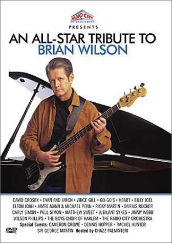All Star Tribute to Brian Wilson [DVD] [2001] [Region 1] [US Import] [NTSC] by