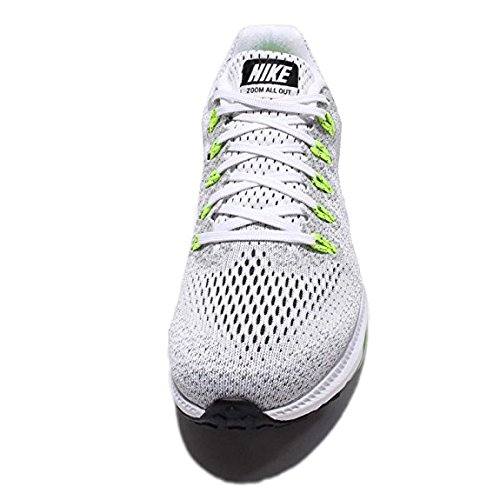 NIKE Women's Zoom All Out Low Running Shoes B01N4W5NL9 7 B M US|Blanco/black-volt