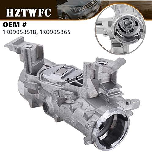 HZTWFC Steering Lock 1K0905851B 1K0905865 Compatible for VW Golf Jetta Tiguan