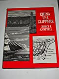 img - for China tea clippers book / textbook / text book