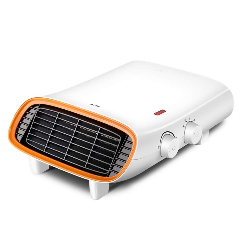 Acquisto Mfun-Fan Ventilatore a Muro, riscaldatore antiscottatura, con Due impostazioni di Riscaldamento, Bianco, Adatto per Uso Domestico e Ufficio Controllo della Temperatura Prezzi offerte