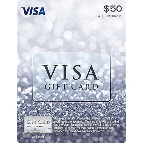 204f430ed1  50 Visa Gift Card (No Fees After Purchase)