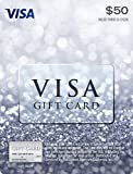 #6: $50 Visa Gift Card (plus $4.95 Purchase Fee)