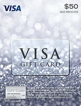free $50 visa gift card