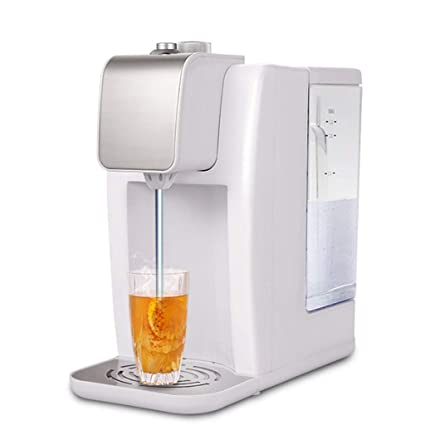 Dispensadores de agua caliente Hervidores pequeño de sobremesa para el hogar Mini máquina de café para
