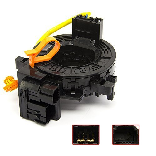 shinehome Spiral Cable Clock Spring 84306-0K020 84306-0K021 84306-0K010 for Toyota Hilux Invencible 2005-2013