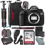 Canon EOS 5DS R DSLR Camera (Body Only) and 64GB + Tripod/Monopod + Xpix Camera Strap + Deluxe Premium Accessory Bundle