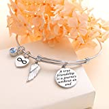 JZMSJF Friendship Bracelet 925 Sterling Silver