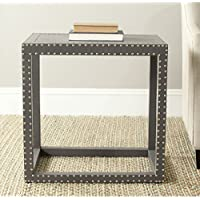 Safavieh Home Collection Lena Grey End Table