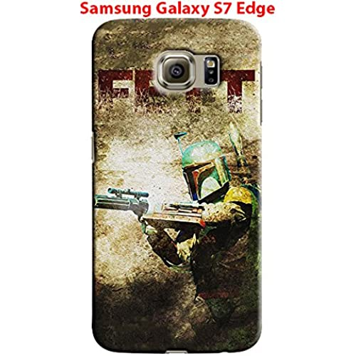 Boba Fett & Others for Samsung Galaxy S7 Edge Hard Case Cover (sw129) Sales