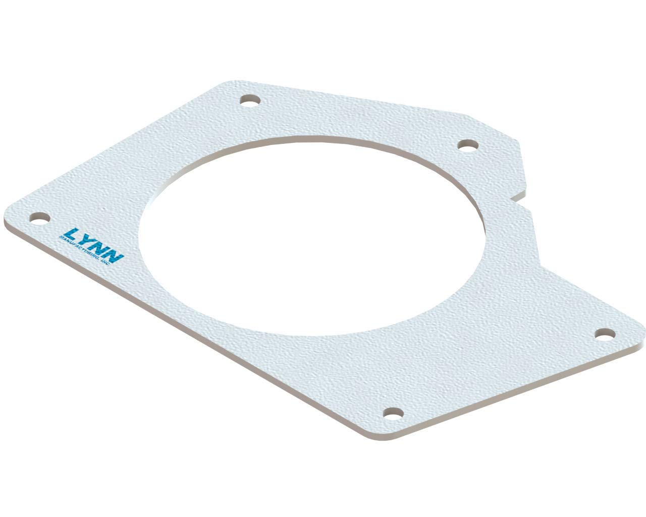 Lynn Manufacturing Pellet Stove Convection Blower Gasket EF-006