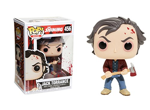 Funko Pop Movies: the Shining-Jack Torrance Collectible Figure, Styles may vary -