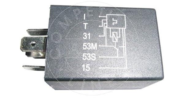 MQ ID intervalo de 168.93.06 controlador para la parte delantera Limpiaparabrisas: Amazon.es: Coche y moto