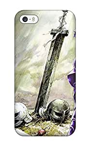 Hot Claymore First Grade Tpu Phone Case For Iphone 5/5s Case Cover