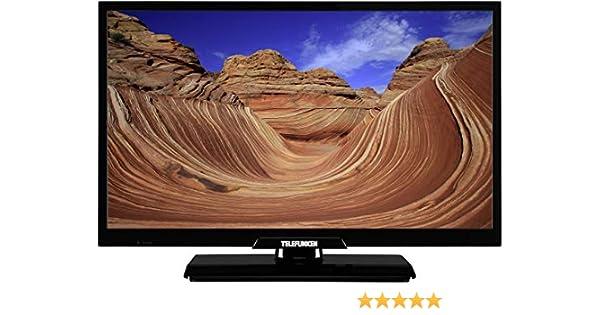 TELEFUNKEN D22F340A LED-TV 55cm 22 Zoll EEK A (A++: Amazon.es ...