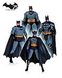 DC Collectibles Batman 75th Anniversary Action Figure 4-Pack Set 1