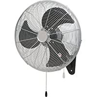ITEM257056 18 Wall Mount Oscillating Fan