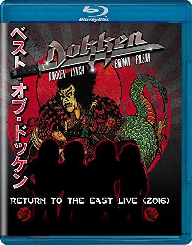 Blu-ray : Dokken - Return To The East Live 2016