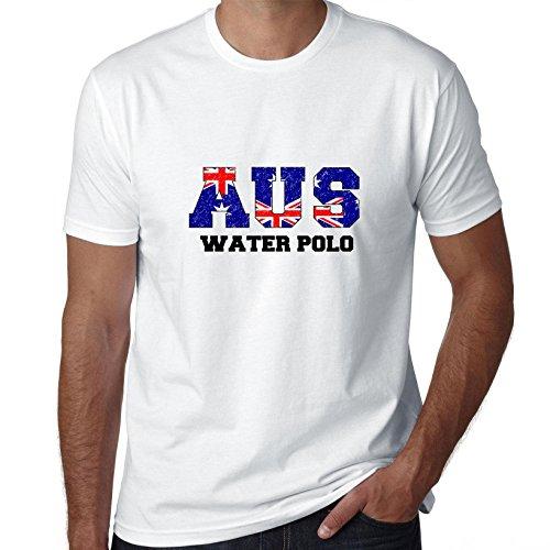 Australia Waterpolo - Olympic Games - Rio - Flag Men's - Polo Australia