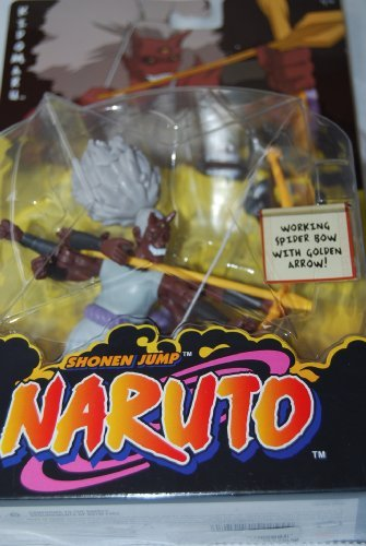 Naruto Shonen Jump Kidomaru Action Figures