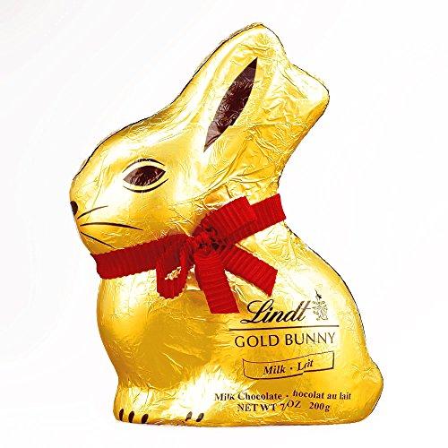 lindt chocolate bunny - 2