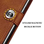 TheGiftKart Genuine Leather Finish iQOO 7 Legend 5G Flip Back Cover | Inbuilt Pockets & Stand | Wallet Style | Designer…