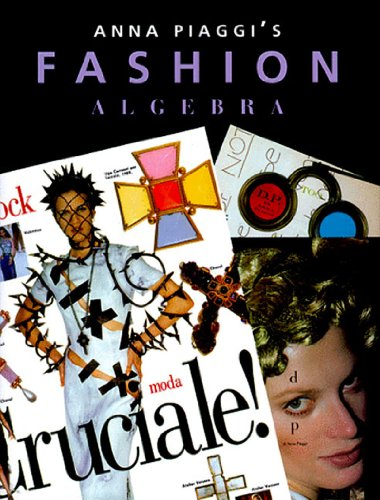 Anna Piaggi's Fashion Algebra: D.P. in Vogue (English, Italian and Italian Edition)