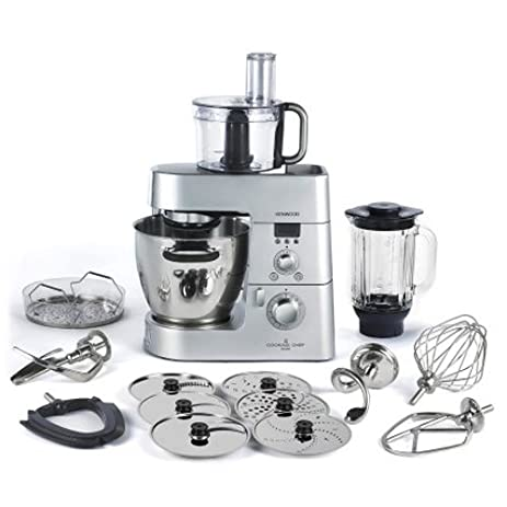 Amazon.com: Kenwood Cooking Chef Induction Mixer KM080AT: Kitchen ...