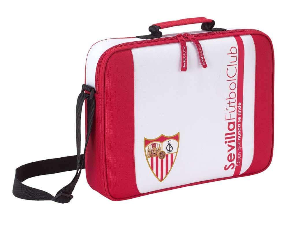 Safta Maletí n Sevilla F.C. Oficial Para Ordenador 380x60x280mm F.C. Sevilla 611756385