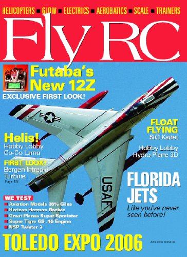 (Fly RC -- July 2006 (Issue #32))