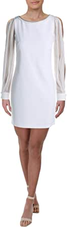 Elie Tahari Pencey White Dress