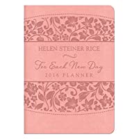 2016 PLANNER For Each New Day