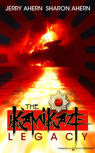 book cover of The Kamikaze Legacy