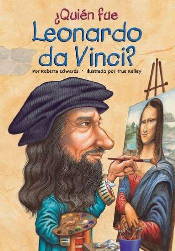 ¿Quién fue Leonardo da Vinci? (Who Was...?) (Spanish Edition) by Grosset & Dunlap