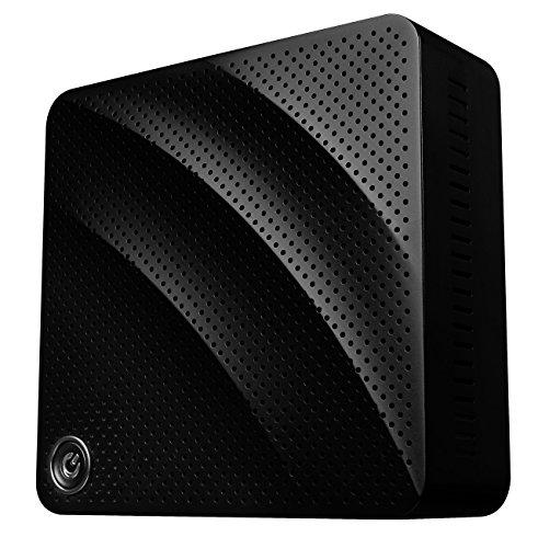 MSI cubi-2N-002beu Barebone PC Schwarz
