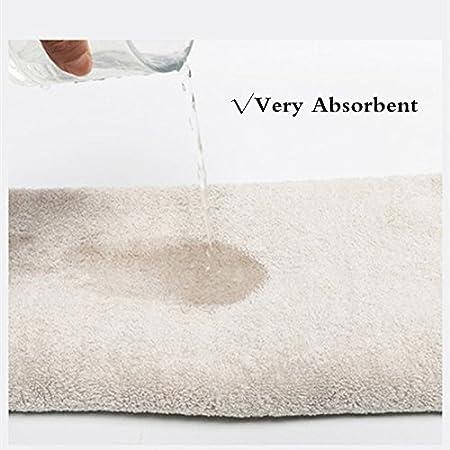 gris SUMC Juego de toallas con 2 toallas de ba/ño 2 toallas de mano y 2 pa/ños de ducha Toallas suaves de 6 piezas uso diario de peso pesado y absorbente para el hotel y las mujeres