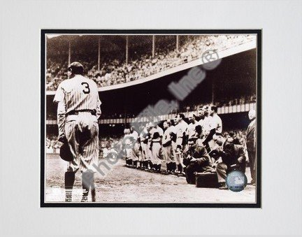Babe Ruth Photograph (Babe Ruth