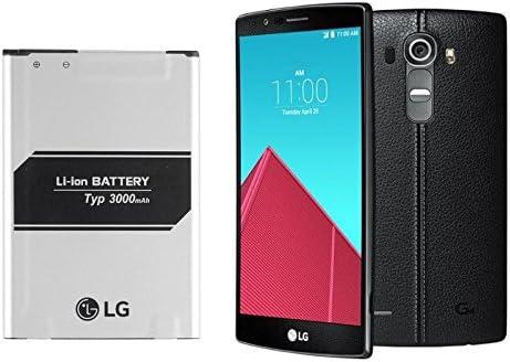 Batería para LG G4 H815/BL de 51yf (3150 mAh/12,13wh) PolarCell ...