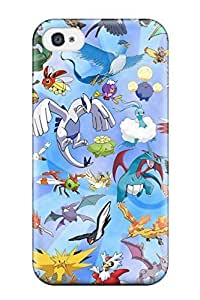 5c Snap On Case Cover Skin For iphone 5c Pokemon