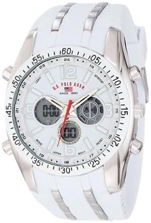 U.S. POLO ASSN. El deporte de los hombres reloj cronógrafo us9282 ...