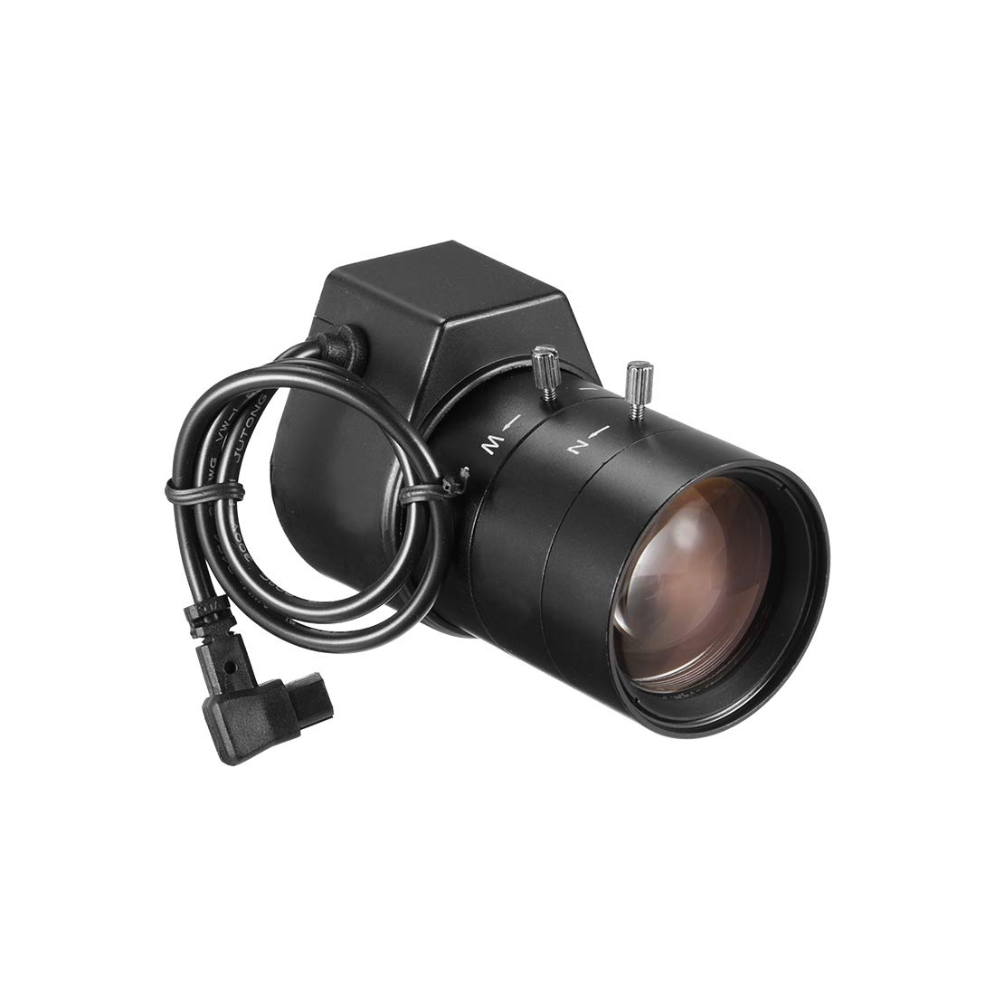 uxcell 6.0-60mm F1.6 FPV CCTV Lens Wide Angle for CCD Camera