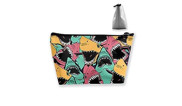 Estuche para lápices de tiburón sin Costuras, Bolsa de ...