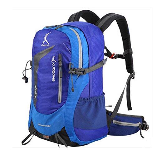 BUSL deportes al aire libre del alpinismo del bolso de hombro masculinos impermeabilizan ir de excursión la bolsa de viaje a caballo de la mujer . b b