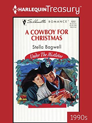 book cover of A Cowboy for Christmas