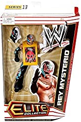 Wwe Elite Collector Rey Mysterio Figure Series 13